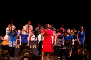From Memorial Day Salute 2012, featuring Tammy McCann, Metropolis' Limelights Singers and The Reunion Jazz Orchestra
