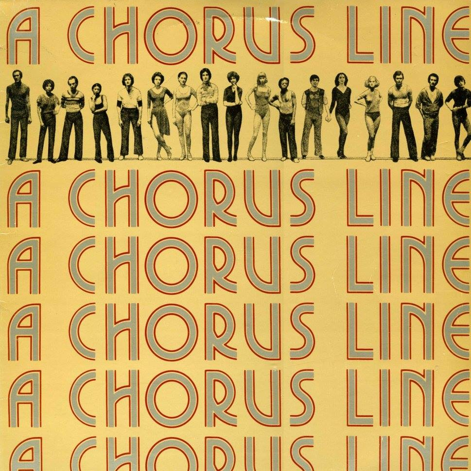a-chorus-line-font